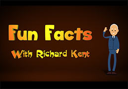 Dr Richard Kent's Five Minute Fun Facts